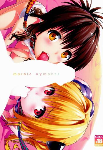 marble nymphet cover