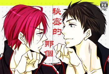 himitsu no are cover